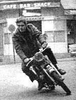 Toerisme en competitie, de nieuwe Kreidler RS, 1967