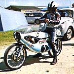 Angel Nieto nog steeds zonder contract, 1974