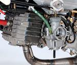 Bultaco TTS50 MK2 Replica racer met Kreidler blok