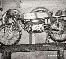 Eigenbouw uit 1970: Deze racer ontstond uit inspiratie door Hans-Georg Anscheidts fabrieks Suzuki.