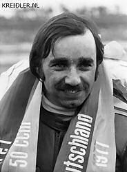 Zijn laatste Grand Prix zege: Hockenheim, Grote Prijs van Duitsland 8 mei 1977.