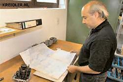 Gegroet CAD: Toen Herbert Rittberger zijn motoren construeerde was de computer zijn hoofd en het beeldscherm zijn tekentafel.