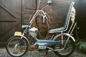 Anja's Kreidler Fun-Chopper, 1969