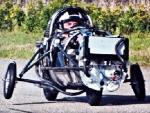 Test 50 cc Wereldrecord-machine Aalt Toersen, 2013, 2014