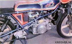 De 125 cc AGV Condor