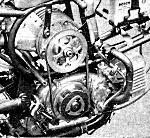 Motorbrief uit Duitsland, 1966