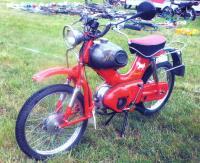 Kreidler Mustang Almdudler 1965 tm 1969
