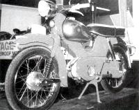 Roadtest Kreidler Florett Ei Tank 1964