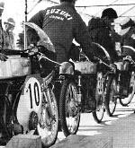 Suzuki 50cc wegrace historie, 1974