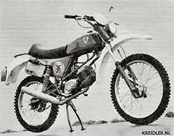 Kreidler Van Veen GS 50