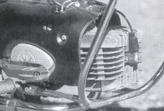 Het blok laat zich horen. Het ontwerp en het gietwerk van de cilinder zijn briljant.