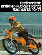 Testbericht Kreidler Florett RS 1972