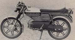 KREIDLER Florett RS Elektronik 1977