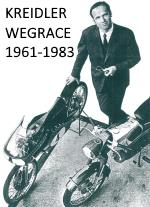 Kreidler van Veen in de wegrace 1961, 1983