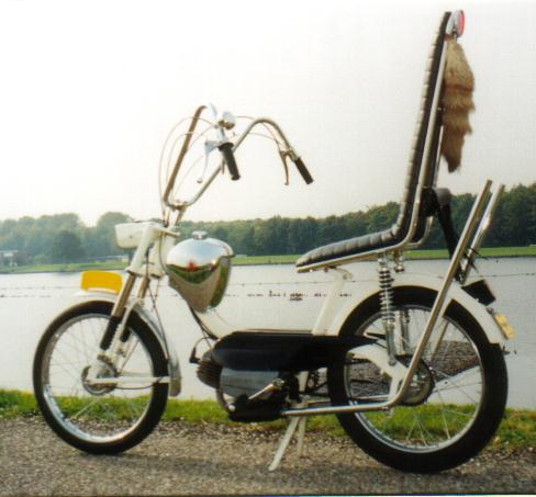 Kreidler Fun-Chopper