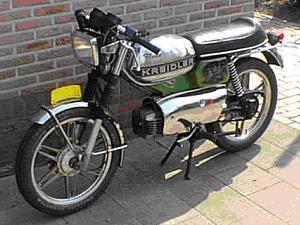 Jeroen's Kreidler RMC-S 1981