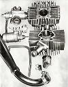 1968, Racekit voor Kreidler Florett RS