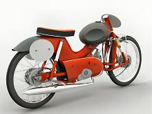Racer 1961, getekend door Rijk
