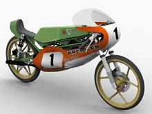 Racer 1978, getekend door Rijk