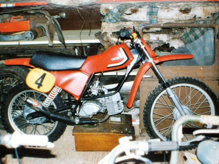 De Gebben Kreidler van Herman, die inmiddels verkocht is.