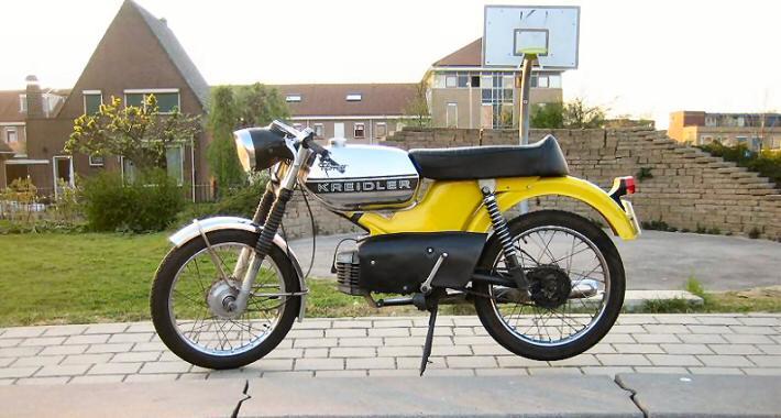 Sander - Kreidlerclublid maart 2009 - De gele Kreidler