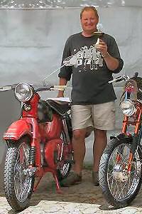 Eddy (Mopeddy) - Kreidlerclublid maart 2010 - Eddy in de prijzen!