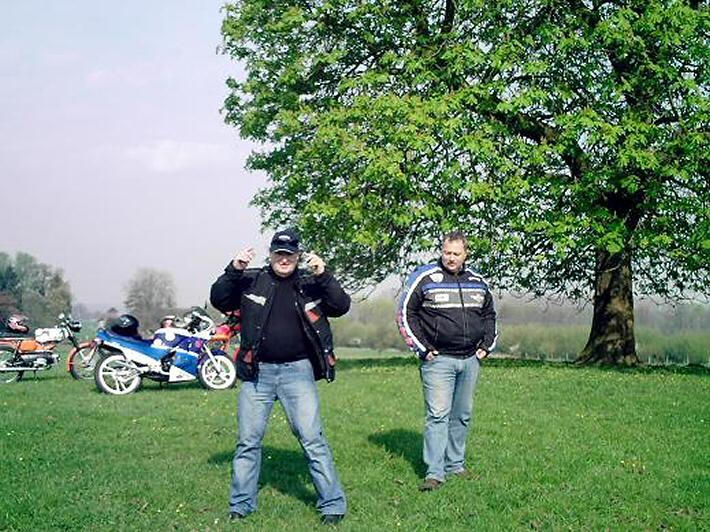Teutoburgerwald met Jens