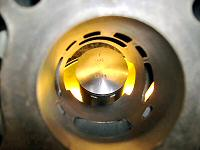Prachtige cilindertuning door Claus