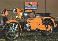 Met stip op nummer 1 staat bij Ries de oranje RS van 1972, met lange buddy, en de antraciete delen zoals het hoort.