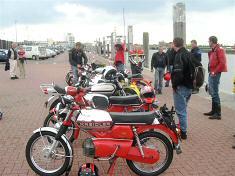 Ries, Martijn, Pim, René, Gert, Richard, Henk, Norden 2007.