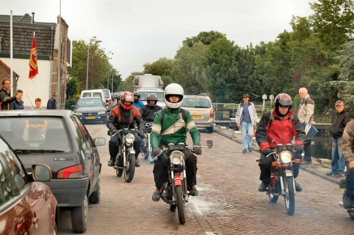 Huib - Kreidlerclublid mei 2009 - Stompwijkse rit 2008