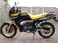 Waarom 93cc als je dit ook voor handen hebt, Yamaha TDR Supermotard