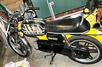 Niek (Niekjuh) - Kreidlerclublid juni 2010 - Zo heeft Niek de Kreidler op 15 jarige leeftijd gekocht.