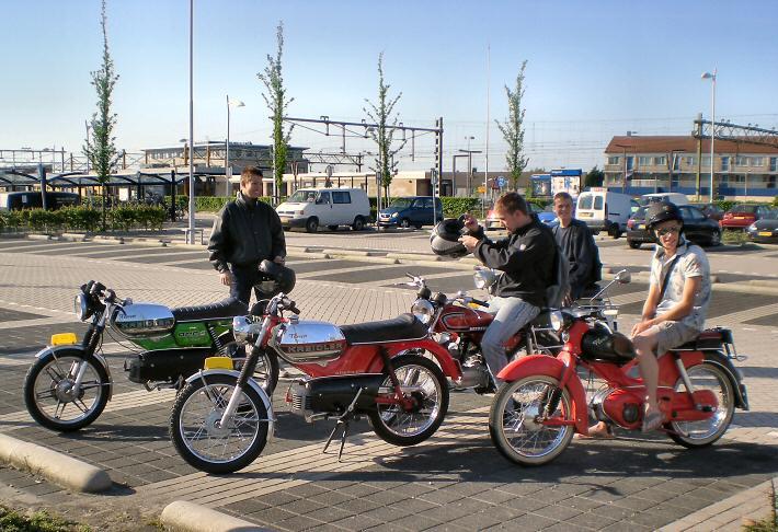 Niels (kreidler-holland) - Kreidlerclublid juli 2009 - Tourrit Zaandam 2008
