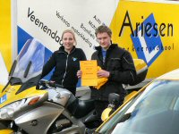 Peter de Beus - Kreidlerclublid augustus 2008 - Rijbewijs.