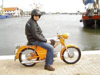 Rick Rol - Kreidlerclublid september 2009 - Op de RS