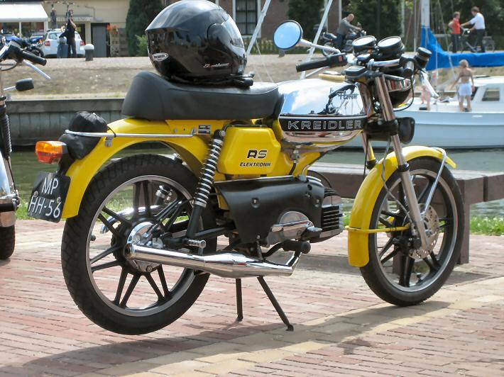 Rick Rol - Kreidlerclublid september 2009 - De gele RS