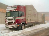 Peter's truck