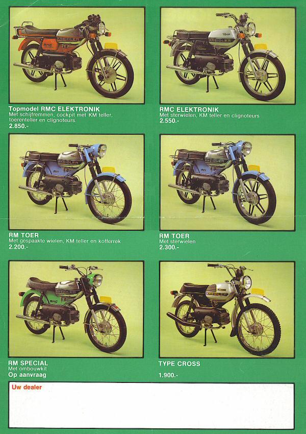 Folder Nederland Rai 1982 (2) - Klik om te vergroten!