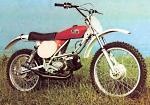 Simonini Crossers met 50 cc Kreidler motorblok