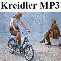 Onderdelenboekje MP3 (1969 - 1972)