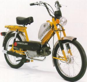 Kreidler Automatic (MP9)