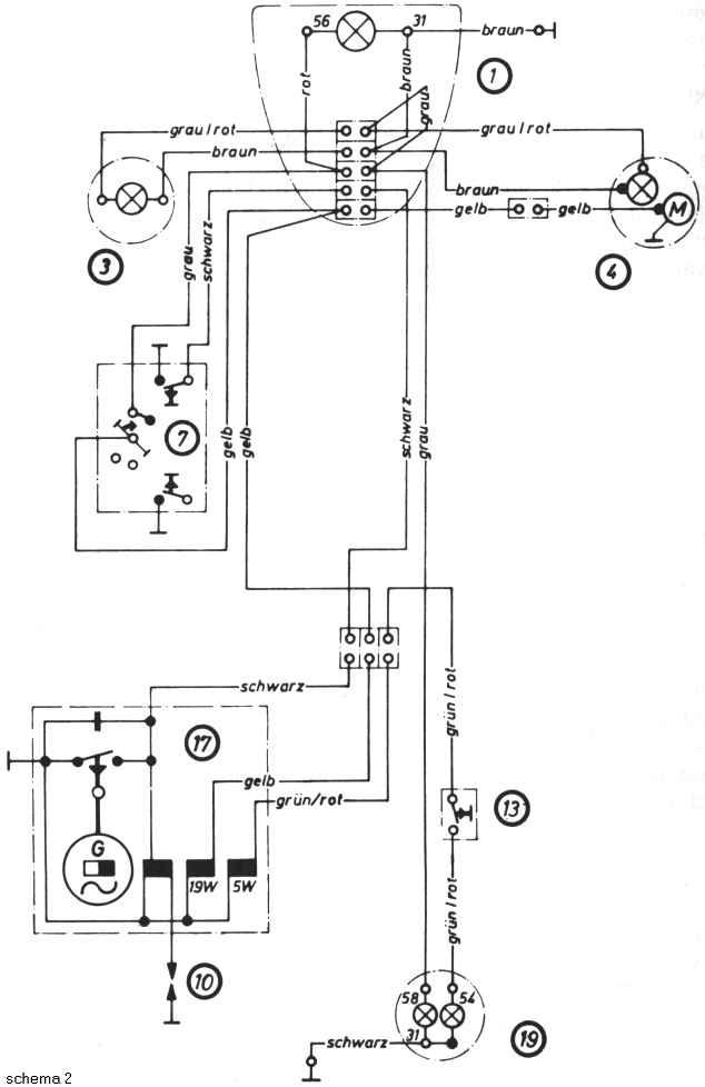 werkplaatshandboek hoofdstuk 3 - ontsteking en elektrische